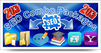 SEO Combo package