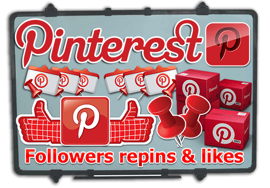 Buy Pinterest Services