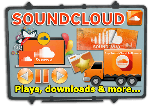 Buy SoundCloud Services