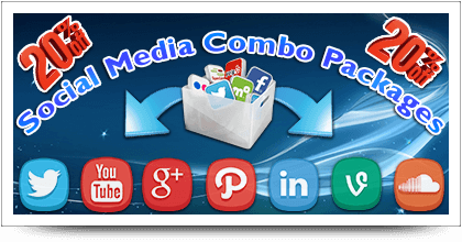 Social Combo package